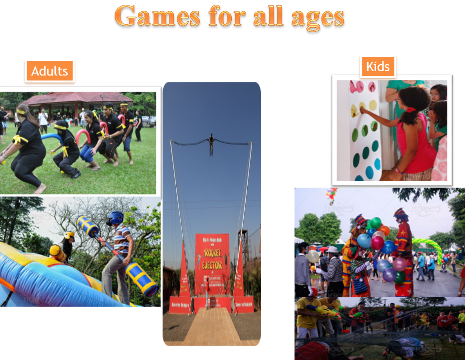 Games-for-all-ages