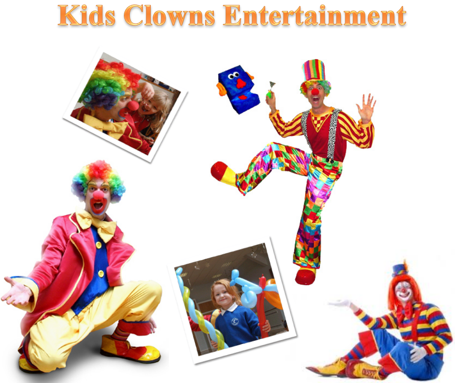 kids-clowns-entertainment